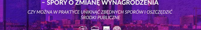 V edycja Ogólnopolskiej Konferencji Arbitrażowej Warszawa 22-23.11.2018